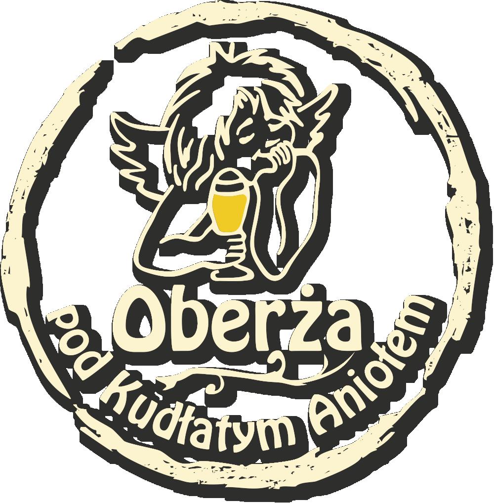 logo kudłatego anioła